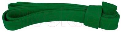 Пояс для кимоно NoBrand KAR-B (зеленый)