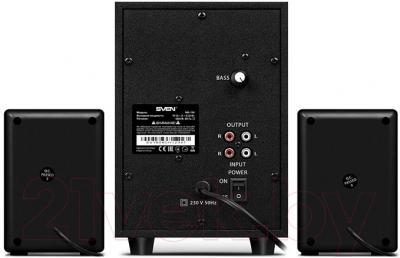 Мультимедиа акустика Sven MS-110 (черный)