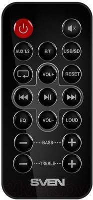 Мультимедиа акустика Sven SPS-721 (черный)