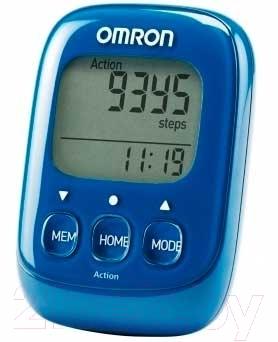Шагомер Omron Walking Style IV HJ-325-EB