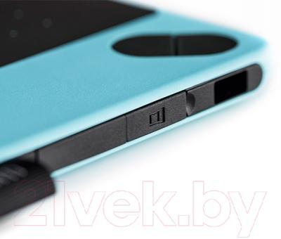 Графический планшет Wacom Intuos Art Blue Medium / CTH-690AB-N