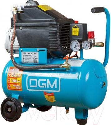 Воздушный компрессор DGM AC-125