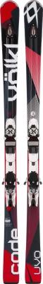 Горные лыжи Volkl Code Uvo 116111 (р.182) - крепления приобретаются отдельно