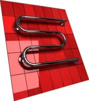 Полотенцесушитель водяной Двин M без полочки 60x60 (длинная резьба) -