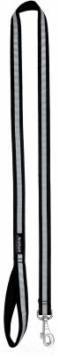 Поводок Ami Play Shine (L, черный)