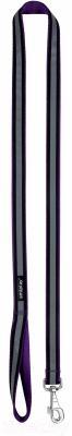 Поводок Ami Play Shine (M, фиолетовый)
