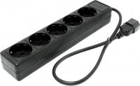 Сетевой фильтр Sven Special Base 0.5 (черный, 5 розеток) -