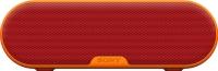 Портативная колонка Sony SRS-XB2R (красный) -
