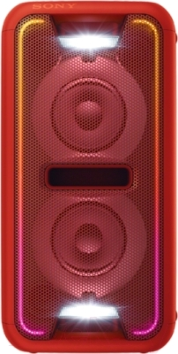 Минисистема Sony GTK-XB7 (красный)