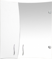 Шкаф с зеркалом для ванной Кветка Мадейра 600-01 (правый) -
