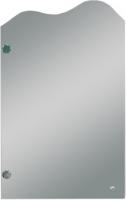 Шкаф с зеркалом для ванной Кветка Ява 450 (левый) -