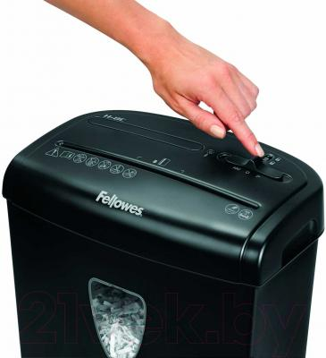 Шредер Fellowes PowerShred H-8C / FS-4684001