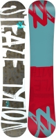 Сноуборд Volkl Steaze Snowboard 181604 (р.152) -