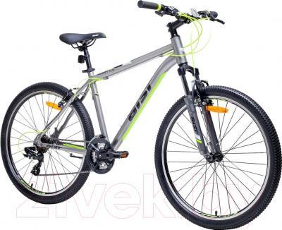 "Велосипед Aist Rocky 1.0 (18"", серый)"