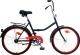 Велосипед Aist 173-344 (черный/красный) -