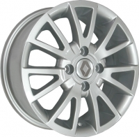 Литой диск Replicа Renault RN6 14x5.5