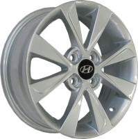 Литой диск Replicа Hyundai HND753 15x5.5