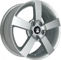Литой диск Replicа Peugeot PG56 17x7.0