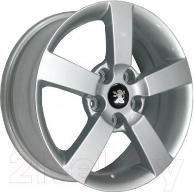 """Литой диск Replicа Peugeot PG56 17x7.0"""" 5x114.3мм DIA 67.1мм ET 38мм S"""