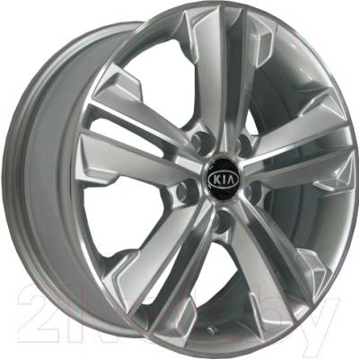 "Литой диск Replicа Kia KI130ms 17x7.0"" 5x114.3мм DIA 67.1мм ET 41мм MS"