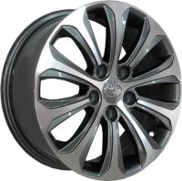 Литой диск Replicа Toyota TY5004mg 17x7.0