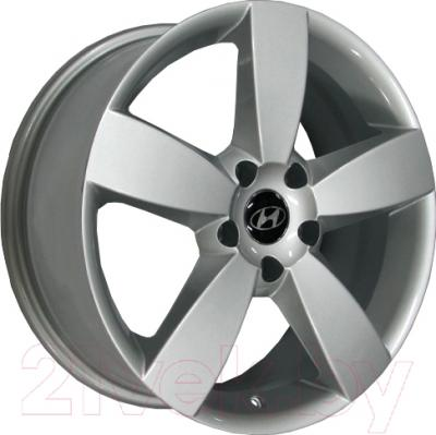 "Литой диск Replicа Hyundai HND11 17x7.0"" 5x114.3мм DIA 67.1мм ET 46мм S"