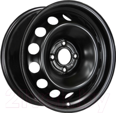 """Штампованный диск Magnetto Wheels 15003 15x6"""" 4x100мм DIA 54.1мм ET 48мм B"""