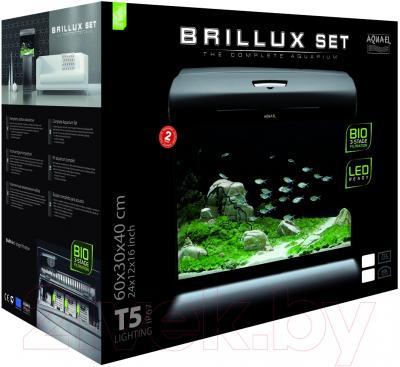 Аквариумный набор Aquael Set Brillux Bio 113284