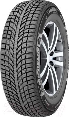 Зимняя шина Michelin Latitude Alpin LA2 255/65R17 114H