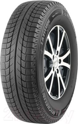 Зимняя шина Michelin Latitude X-Ice 2 285/60R18 116H