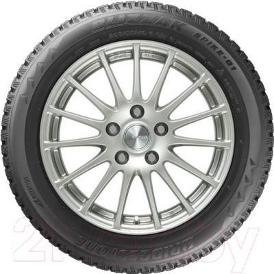 Зимняя шина Bridgestone Blizzak Spike-01 215/65R16 98T (шипы)
