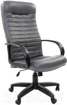 Кресло офисное Chairman 480LT (серый)