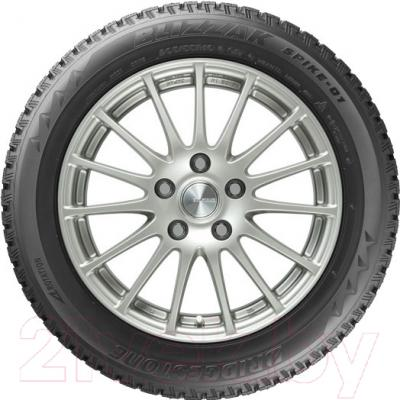 Зимняя шина Bridgestone Blizzak Spike-01 225/50R17 98T (шипы)