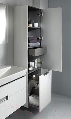 Шкаф-пенал для ванной Jacob Delafon Reve EB1141D-G1C
