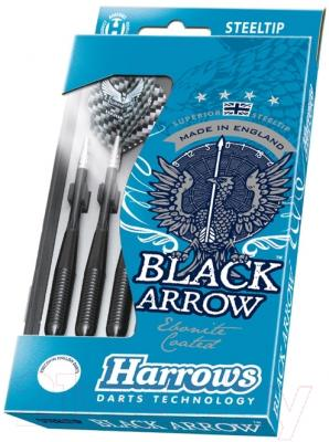 Дротики для дартса Harrows BlackArrow 3x22gR / 5284