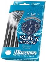 Дротики для дартса Harrows BlackArrow 3x23gR / 5291 -