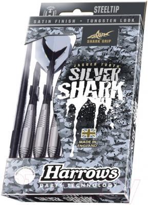 Дротики для дартса Harrows Silver Shark 3x22gR / 1537