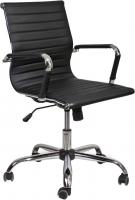 Кресло офисное Седия Emmanuel Chrome Eco (черный) -
