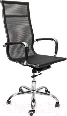 Кресло офисное Седия Opera N Chrome (TW-01, черный)