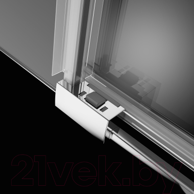 Душевая стенка Radaway Idea KDJ S1 80 387051-01-01L