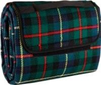 Туристический коврик Gold Cup BM003-2 (зеленая шотландка) -