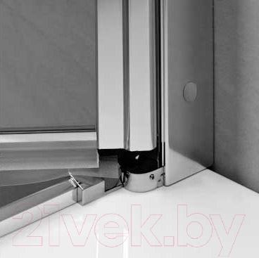 Душевая дверь Radaway EOS DWS 140 37993-01-01NR
