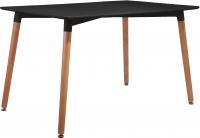 Обеденный стол Седия Testa Rett (черный) -