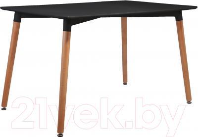 Обеденный стол Седия Testa Rett (черный)