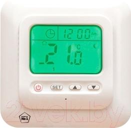 Терморегулятор для теплого пола Теплый пол №1 ТС401