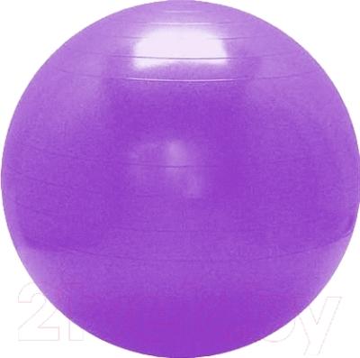 Фитбол гладкий Sabriasport 601114-2 (фиолетовый)