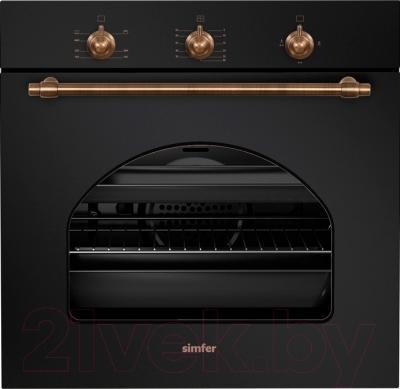 Газовый духовой шкаф Simfer B6GL12011