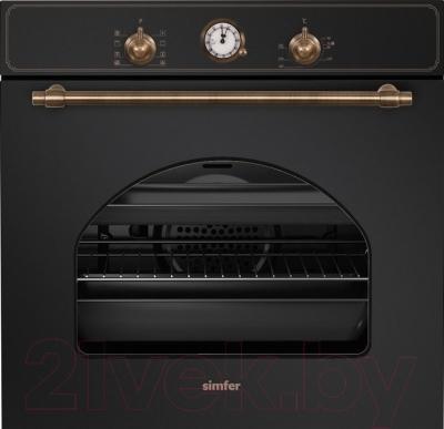 Электрический духовой шкаф Simfer B6EL77011