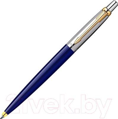 Ручка шариковая Parker Jotter Blue GT 1902662