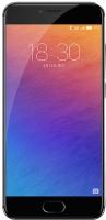 Смартфон Meizu Pro 6 (32GB, серый/черный) -